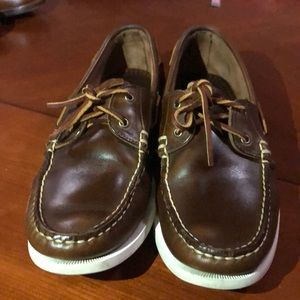 Allen Edmonds Maritime Boat Shoes